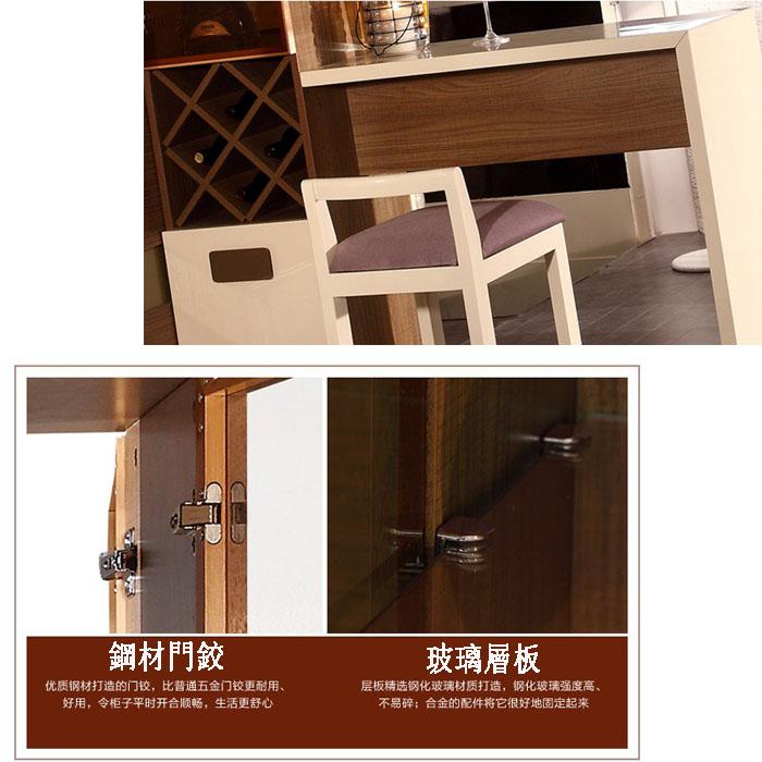 柜客厅酒柜玄关柜角柜隔断 间厅柜桌现代简约吧台 休闲小酒